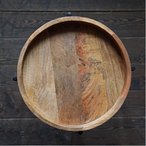 Столик из массива манго, АНИЯ