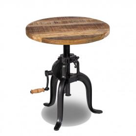Столик в стиле лофт ДХАТУ