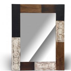 Зеркало в деревянной раме, ШАНТИ