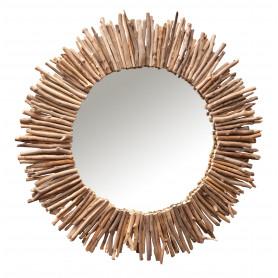 Деревянное зеркало Drift Wood